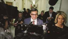 Trump blasts Amash call for impeachment