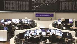 European stock markets recover from Huawei scare; pound jumps