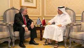 Great scope to enhance Qatar-Greece ties: FM