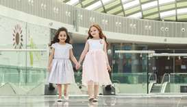 Doha Festival City prepares for Eid with new range of kids wear