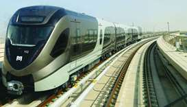 Do not block seats, doors of Metro trains: Qatar Rail