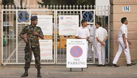 Lanka extends state of emergency by a month