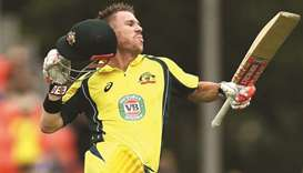 Humbled Warner set to march into World Cup cauldron