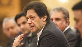 Pakistan desires peace with India, says Imran