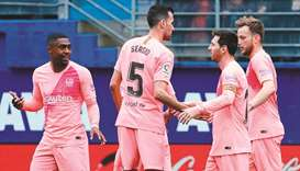 Barca, haunted by Anfield nightmares, eye Cup title