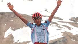 Zakarin wins Giro stage 13; bad day for Yates, Lopez