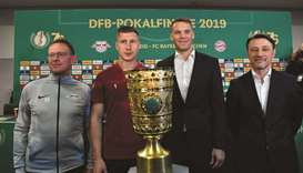 RB Leipzig out to mark tenth anniversary with first trophy