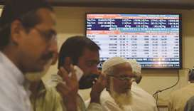 Pakistan stocks post highest weekly gain in a decade