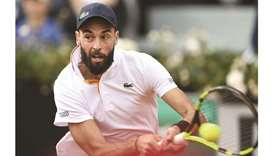 Paire sets up French Open campaign with Lyon win