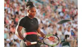 For the unsinkable Serena, the last step is proving the hardest