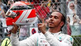 Lewis Hamilton wins Monaco GP, extends championship lead
