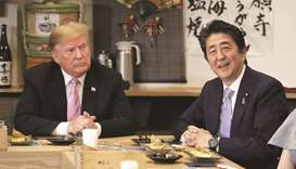 Trump to delay Japan trade deal until the country's polls in July