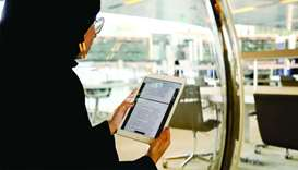 Qatar National Library offers apps, ebooks, audiobooks for members who are travelling this summer.