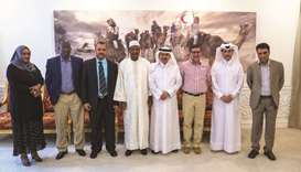 QRCS signs pact with Mali Red Cross to open regional representation office