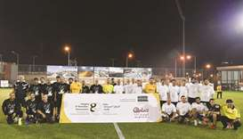 Ashghal's Tournament concludes