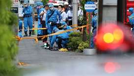 Two dead, including schoolgirl, after Japan mass stabbing