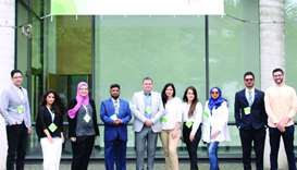 QU attends global undergraduate research conference in Germany