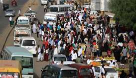 Sudan faces fuel crisis and worsening cash crunch
