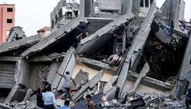 Death toll mounts in Israel-Gaza fighting