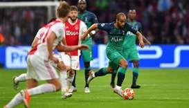 Moura hat-trick puts Tottenham into Champions League final