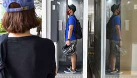 Malls open as Philippines eases coronavirus restrictions