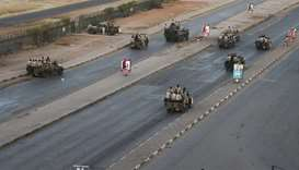 Sudan soldier kills 2 on speeding rickshaw during curfew