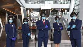 HIA using advanced thermal screening helmets, which enable contactless temperature measurement to sc