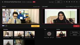 New law to protect children on the way, QF webinar