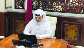 HE the Minister of Municipality and Environment Abdullah bin Abdulaziz bin Turki al-Subaie