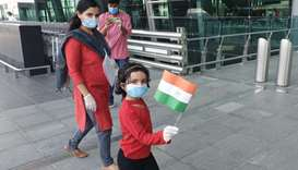 Qatar-India air bubble extended until December 31: embassy