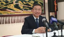 Envoy: Strengthen China-Qatar co-operation to fight Covid-19