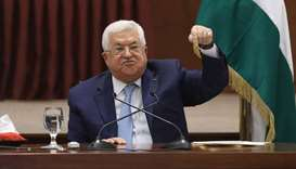 Abbas warns of total break in co-ordination in case of Israeli move