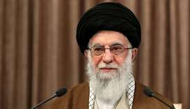 Iran's Khamenei denounces Israel as 'cancerous tumour'