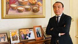 Vast scope for investment to boost ties: Kazakh envoy