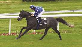 Sheikh Mohamed's Amyr Du Soleil bags fourth straight Group victory