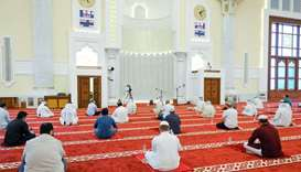 Friday prayers in 200 more mosques