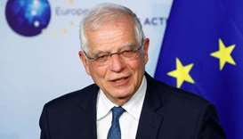 Josep Borrell, the EU's foreign affairs chief.