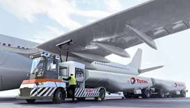 Gaussin and Total are jointly developing the world's first full electric Aircraft Refueller Transpor