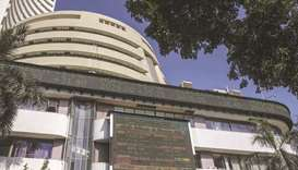 Sensex roars back with 995 points gain; rupee falls against the dollar