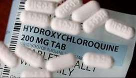 Governments stop use of malaria drug for Covid-19