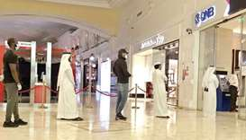 Public places such as commercial complexes, shopping malls, souqs, parks and other similar facilitie