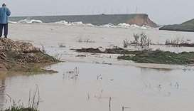 Tens of thousands evacuated after Uzbekistan dam bursts