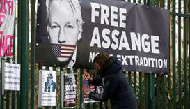 Assange's US extradition case to resume in September, London court rules