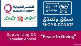 LuLu Hypermarket supports QC's Ramadan Campaign