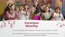 QF celebrates Garangao with an online cultural experience