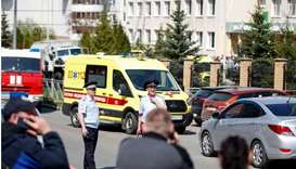 At least seven dead in Russia school shooting