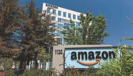 The Amazon Lab126, a research and development company owned by Amazon.com, headquarters in Sunnyvale