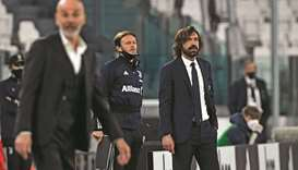 Juventus were knocked out of Italy's top four last weekend following a 3-0 home defeat by AC Milan,