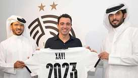 Xavi renews contract with Al-Sadd