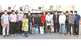 BPQ distributes food packages